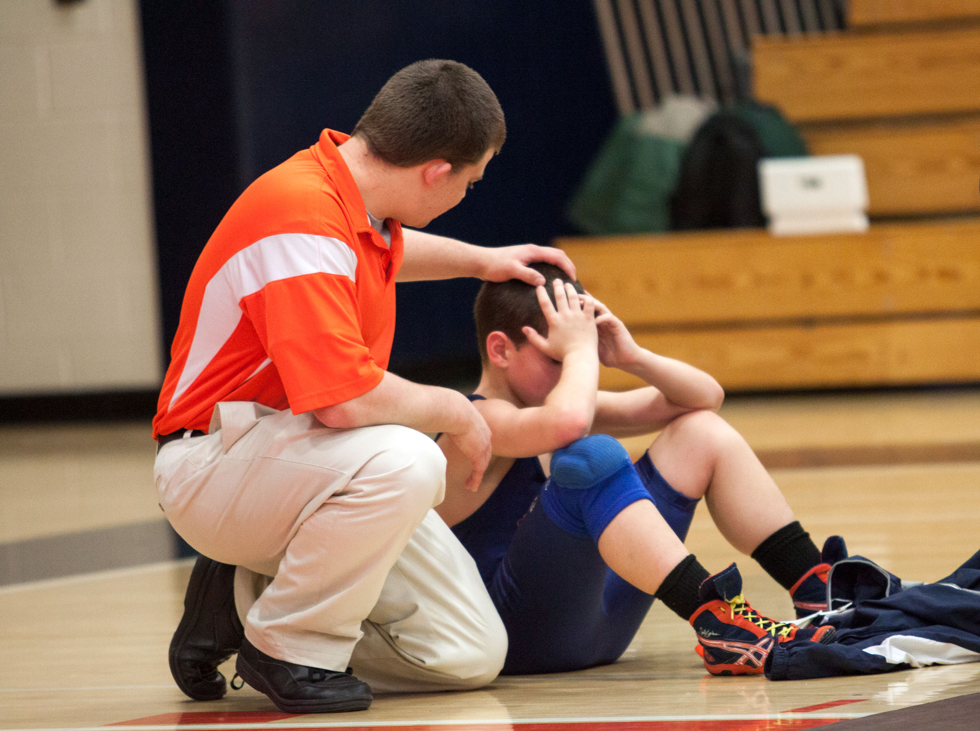Hershey vs Red Land Middle School Wrestling