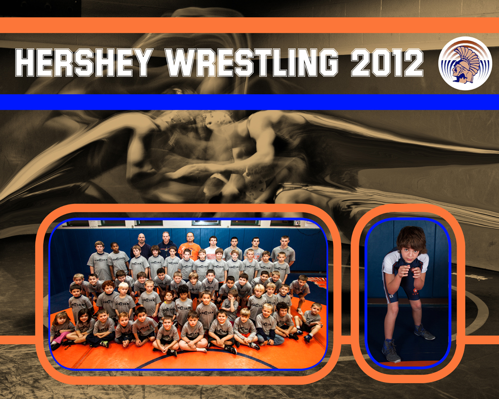 Hershey Youth Wrestling Composite 2012/2013