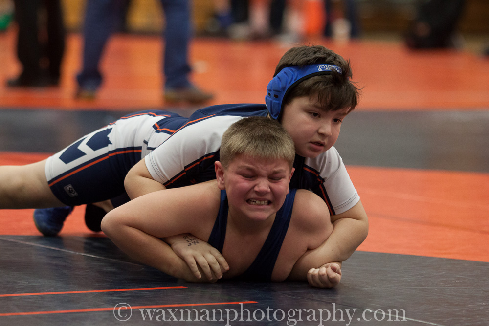 Chocolate Town RR Wrestling Tourney part I