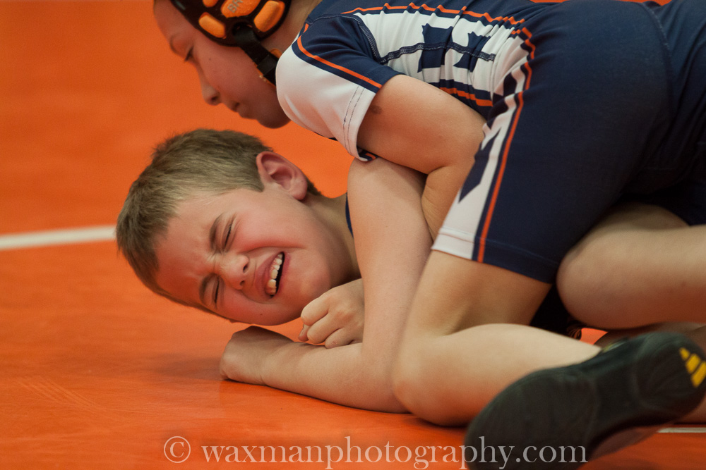 Chocolate Town RR Wrestling Tourney part III