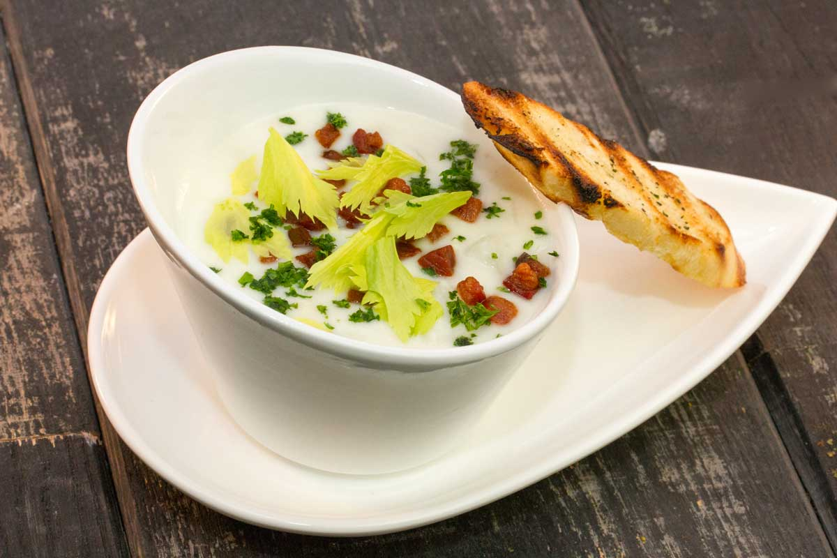 Chef John's New England Chowder