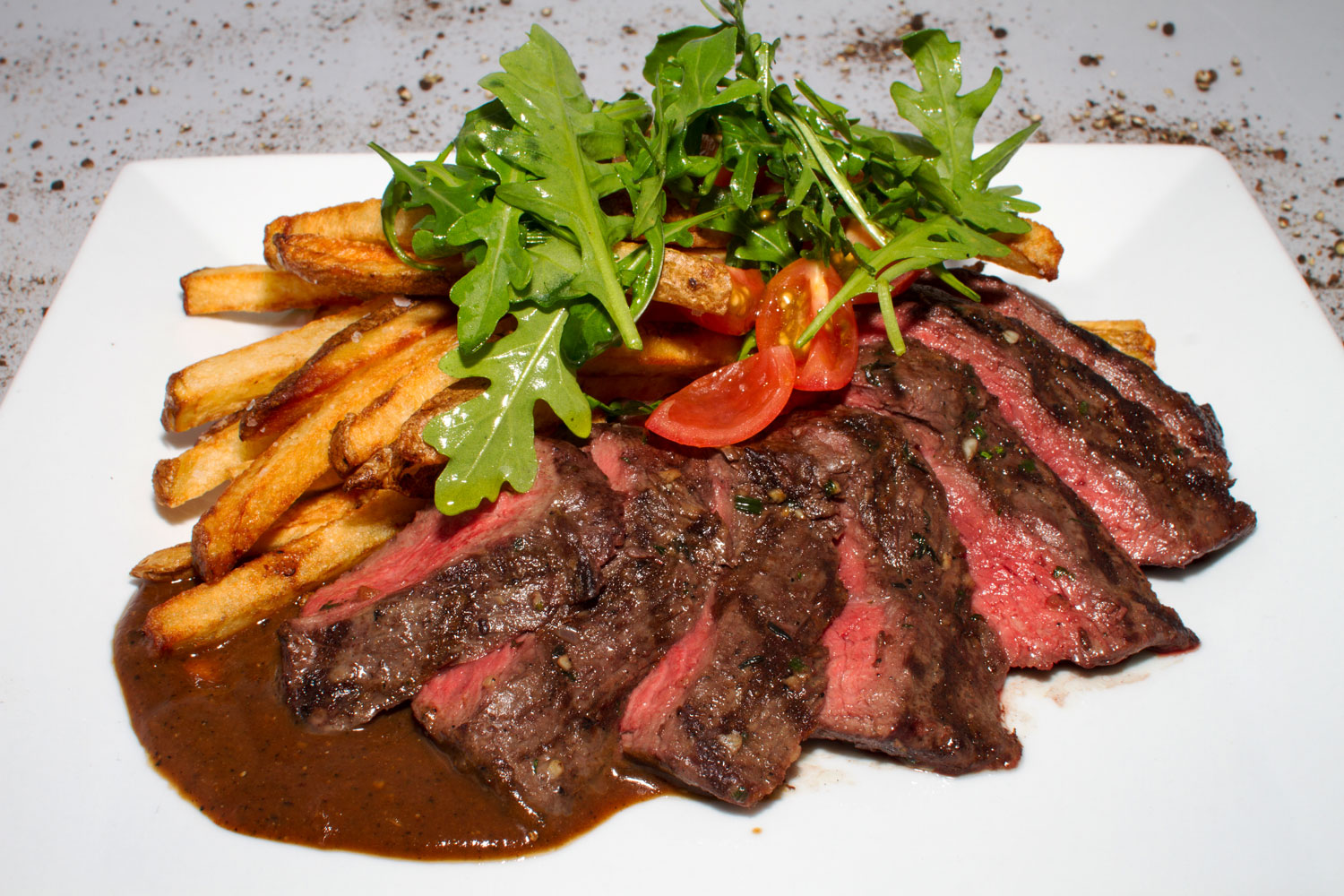 Local Grass Fed Steak & Frites