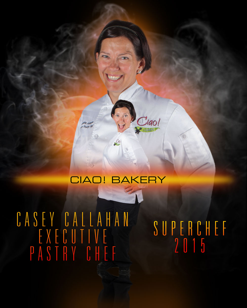 Casey Callahan, Executive Pastry Chef