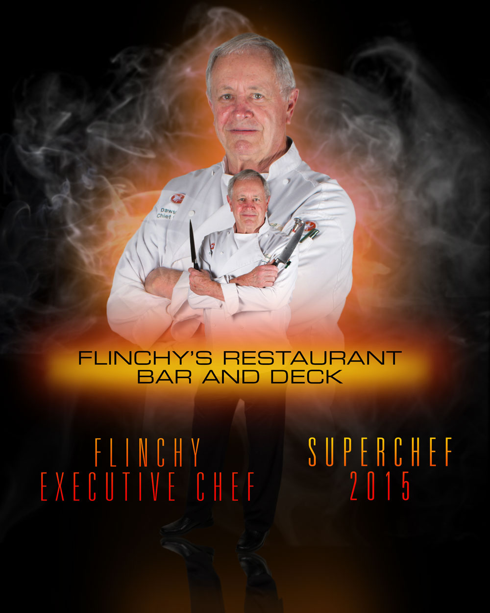 Flinchy, Executive Chef, Flinchy's Bar and Restaurant