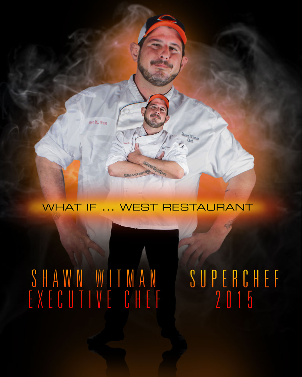 Shawn Witman, Executive Chef, What If…West Restaurant