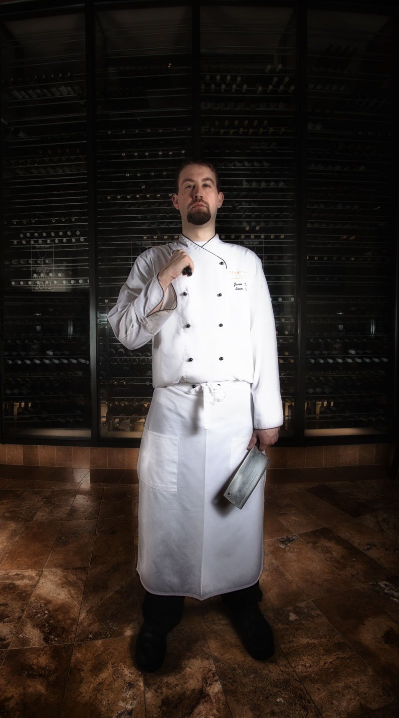Executive Chef, Jason Clark