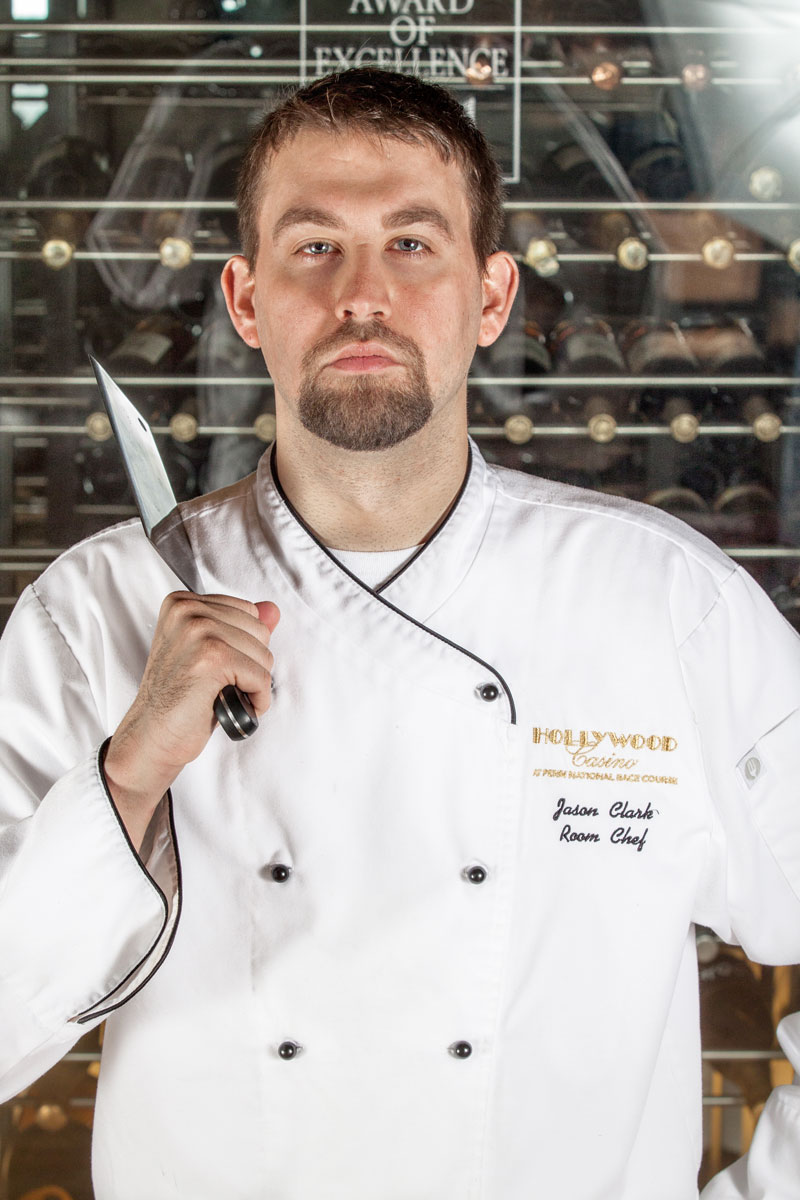 Executive Chef, Jason Clark, The Final Cut Steakhouse