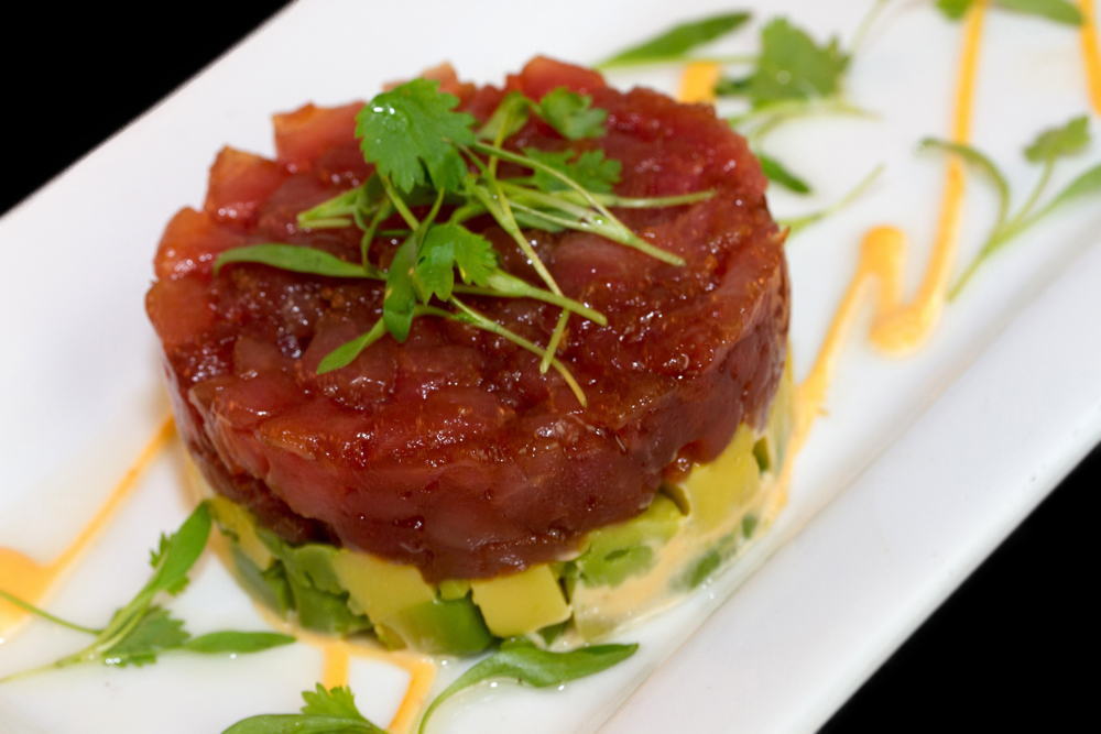 Café Fresco Center City Spicy Tuna Tartare