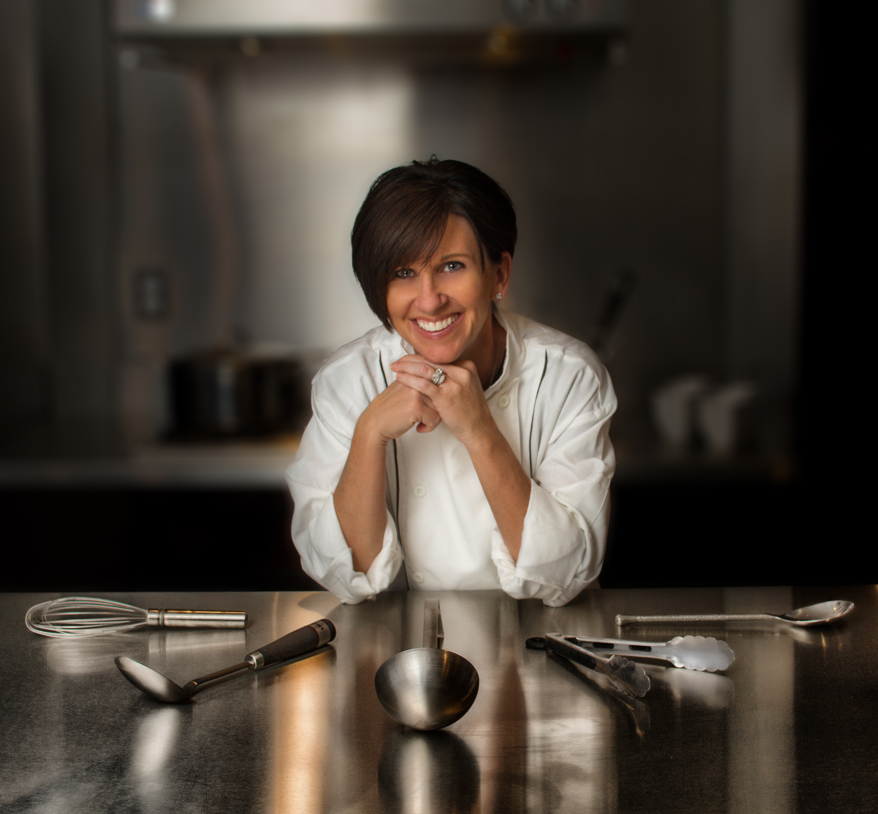 Evolution Catering's Executive Chef Hope Stuart
