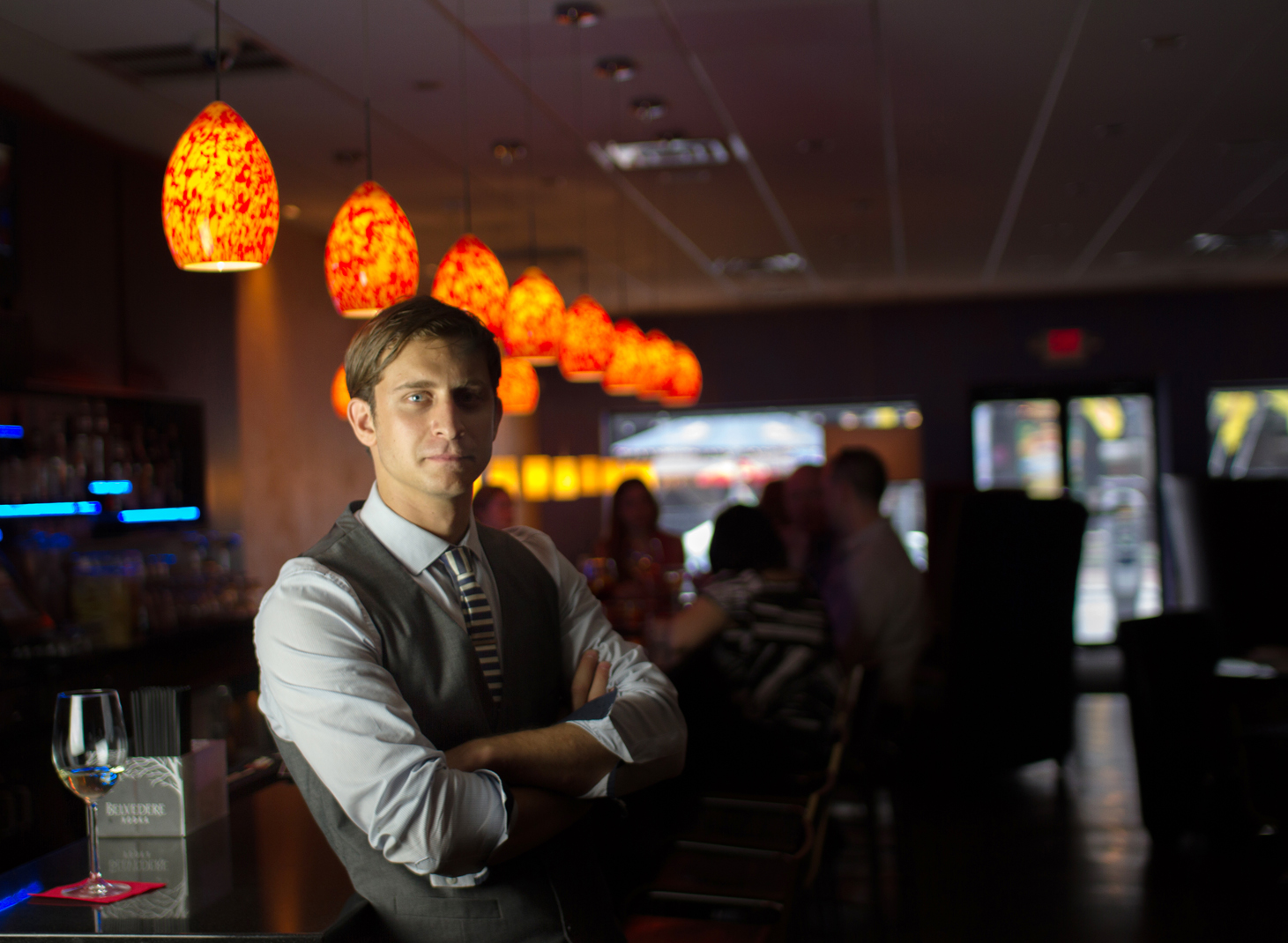 Matt Kelin, GM Cafe Fresco-Center City