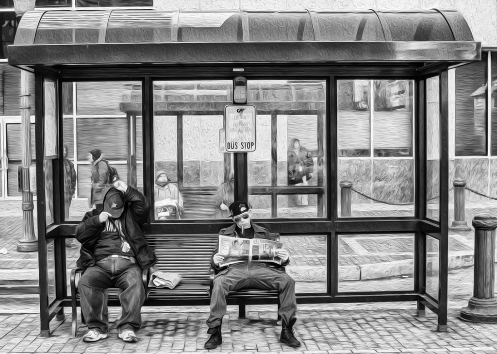 scene at the bus stop-44