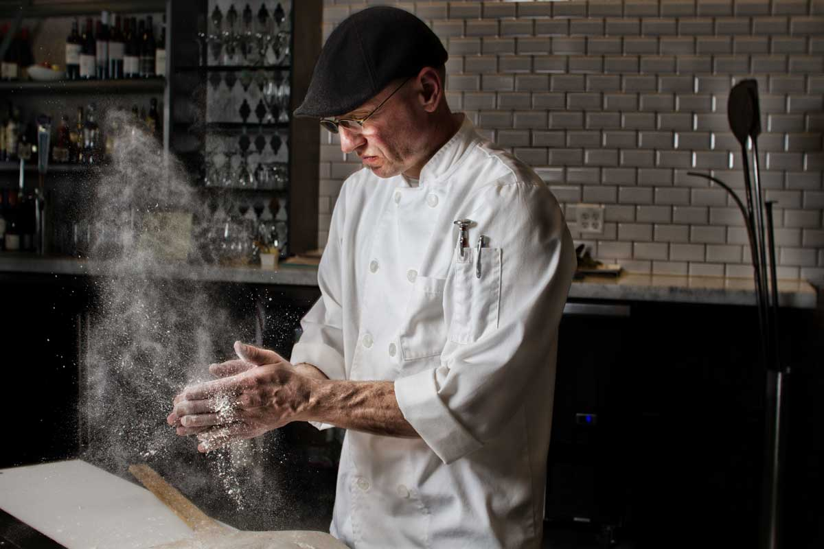 Executive Chef Douglas Shenk