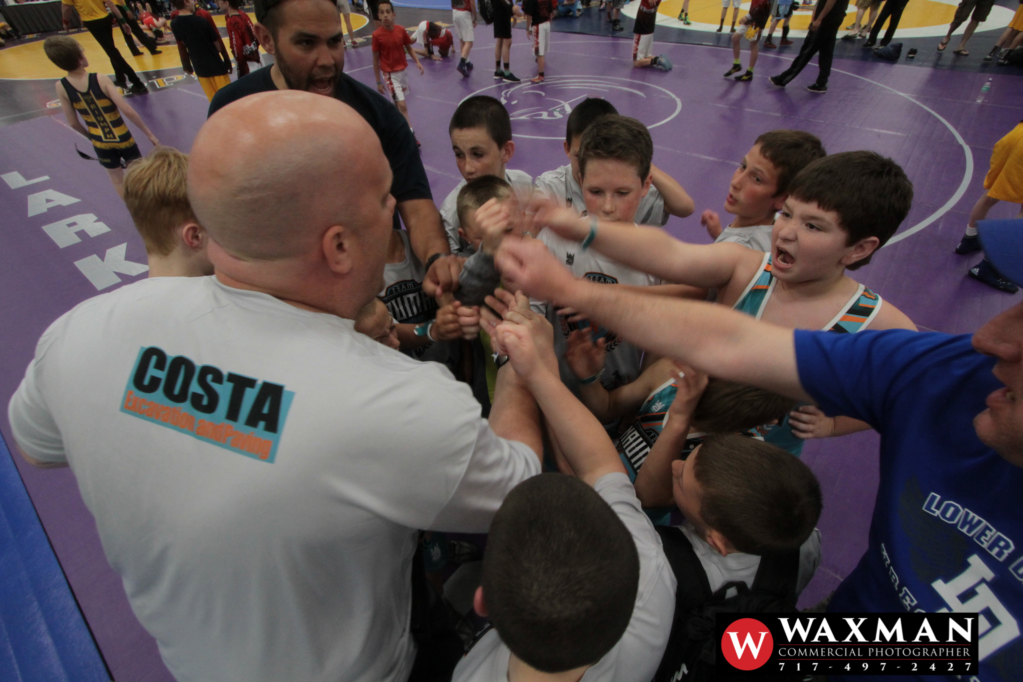 Team Nauman NHSCA Virginia Beach Days 1/2