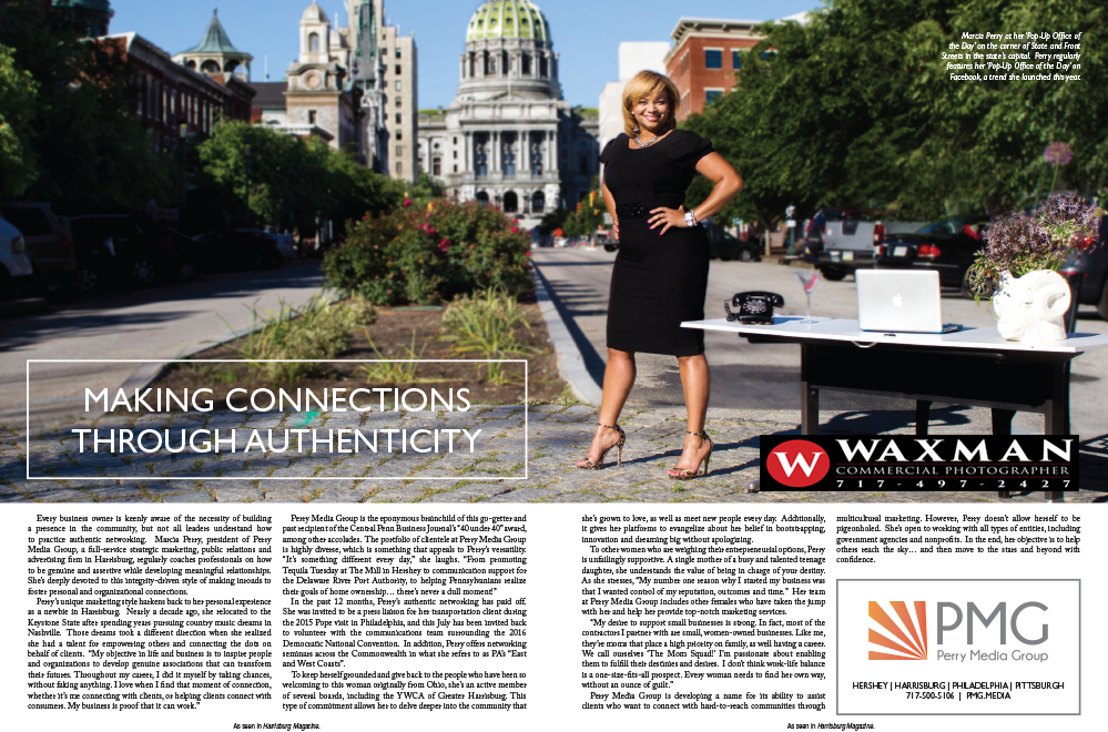 Harrisburg Magazine July 2016 PMG