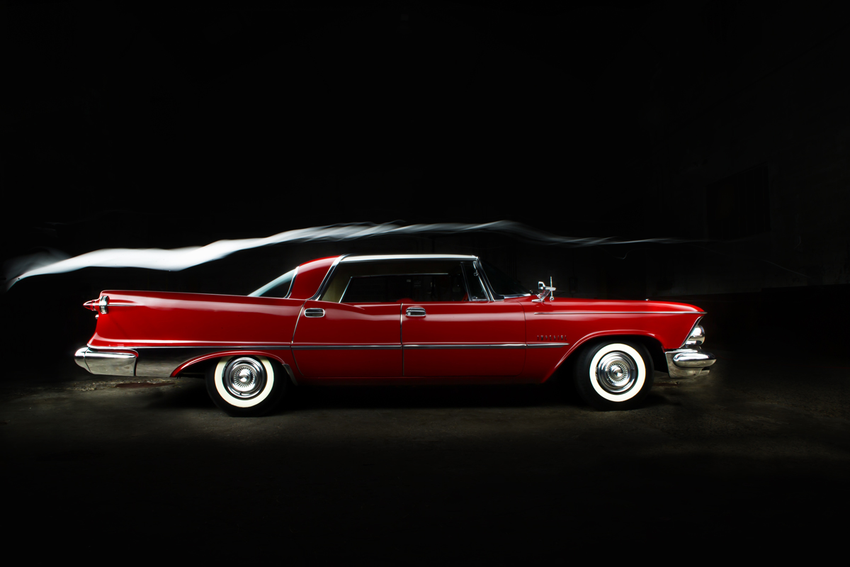 1962 Chrysler Imperial profile