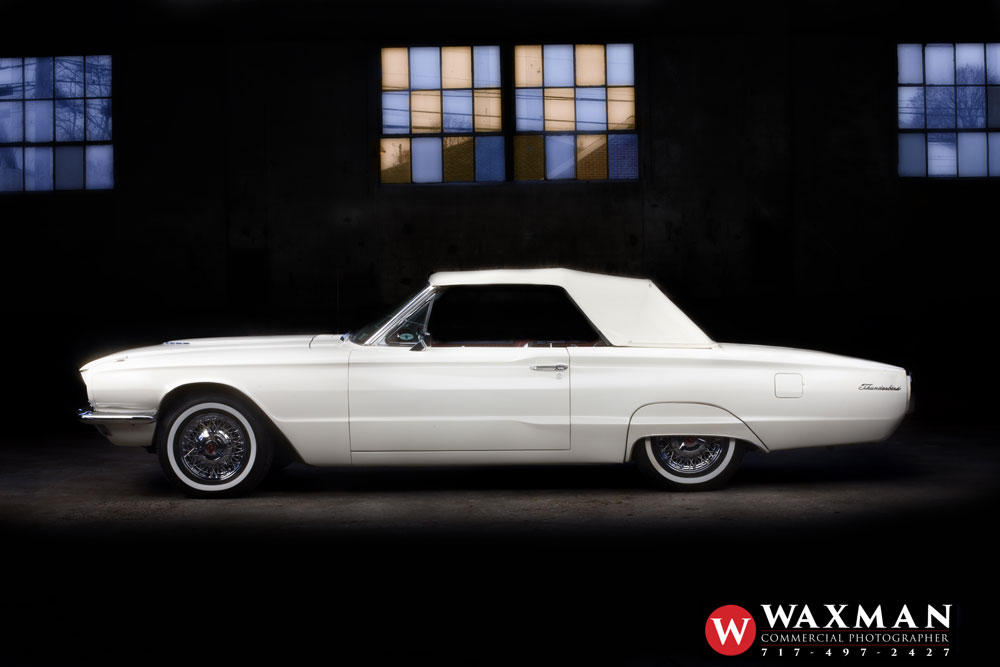 1966 Ford Thunderbird Covertible
